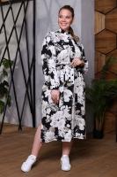 Платье-Рубашка Офелия 1151-073