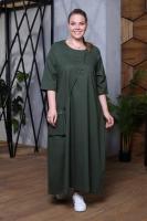 Платье Лён 0080-281