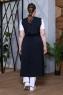 Платье-Фартук 4021-073