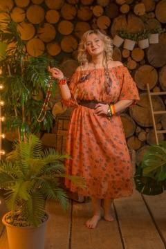 Платье Кантри 0041-009